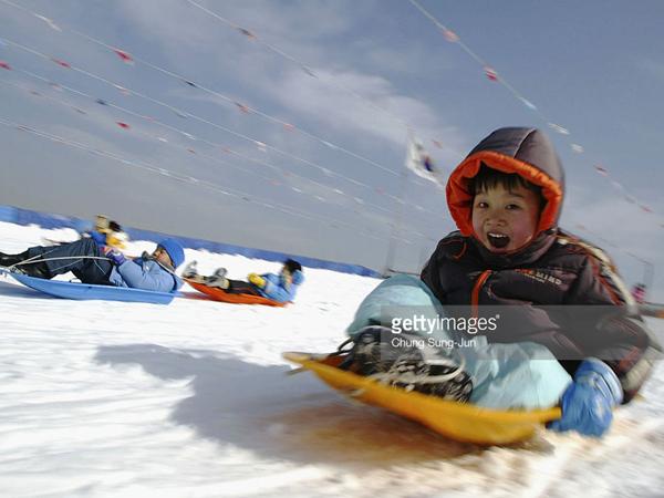 Ini Dua Aktivitas Liburan Musim Dingin di Korea Selatan