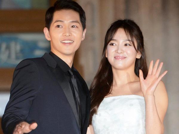 Song Joong Ki dan Song Hye Kyo Siap Menikah Bulan Oktober!