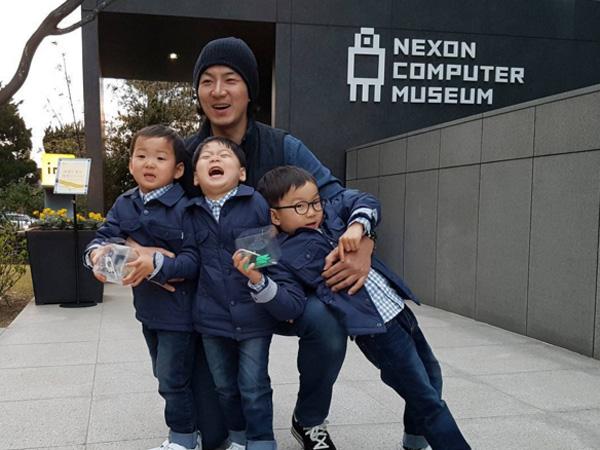 Serunya! Song Il Gook dan Song Triplet Liburan Sambil Belajar di Pulau Jeju