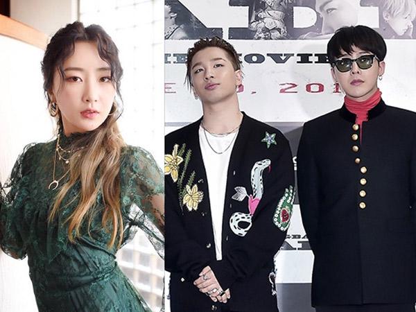 Subin Dalshabet Ungkap Cerita di Balik Layar MV Taeyang 'I Need a Girl' Bareng G-Dragon