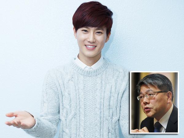 Duh, Ayah Suho EXO Dituduh Netter Pro Terhadap Jepang!
