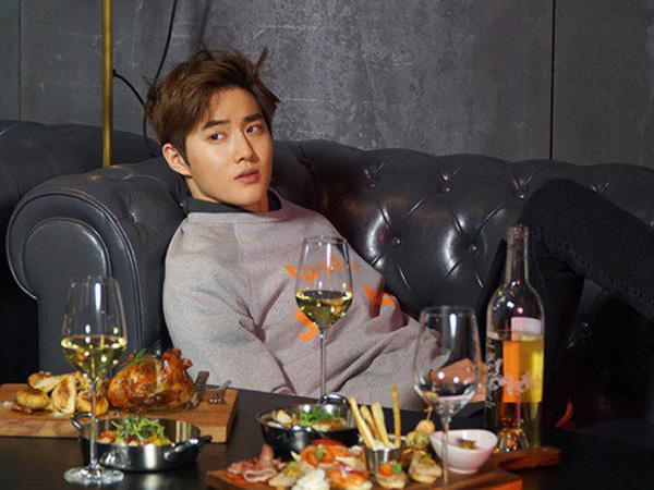 Wah, Turis Ini Tak Tahu Sosok Pria Tampan yang Berfoto dengannya Ternyata Suho EXO?