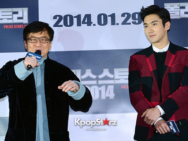 Wow, Siwon SuJu Akan Segera Main Film Bersama Jackie Chan!