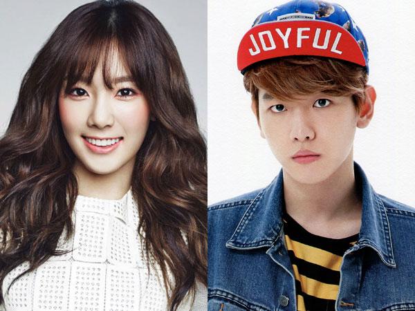 Hubungan Taeyeon SNSD & Baekhyun EXO Akan Dibahas Dalam Variety Show TaeTiSeo?