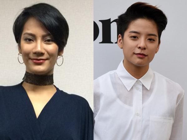 Tara Basro Terlihat Foto Bareng Amber f(x) dan Aktris Korea Ini di 'New York Fashion Week 2017'