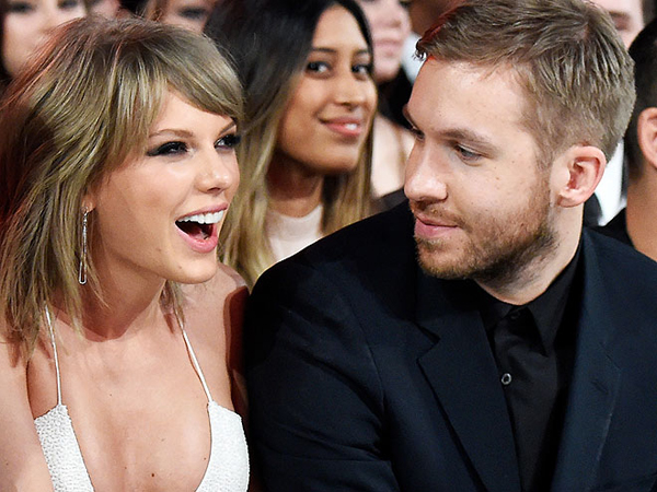 7 Kemesraan Taylor Swift dan Calvin Harris di Billboard Music Awards 2015 yang Bikin Iri