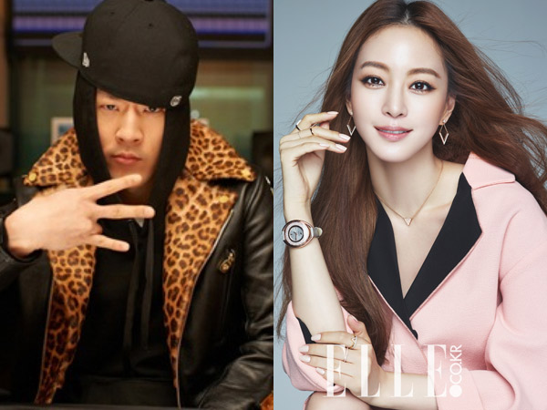 Hampir 4 Tahun Pacaran, Pasangan Seleb Han Ye Seul dan Teddy Dikabarkan Putus!