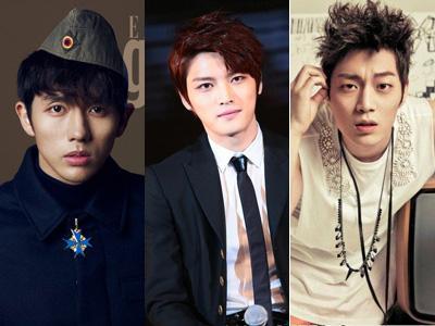 Idola K-Pop Pria Yang Akting Dalam Film Tahun 2012