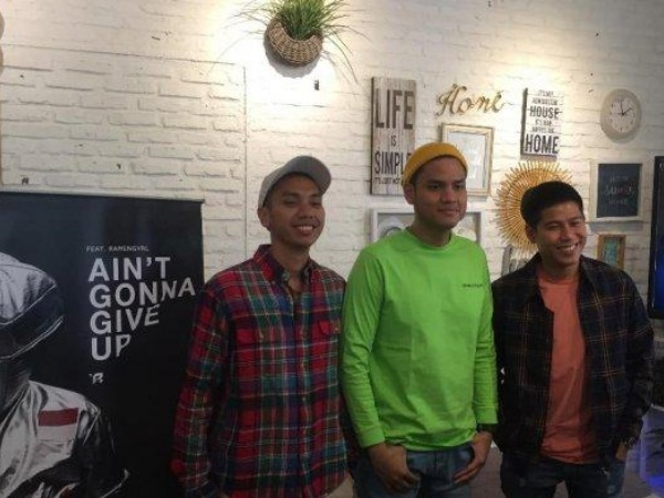 Rayi Rilis Single 'Ain't Gonna Give Up', Lagu Pertama Dari Project Solo RAN