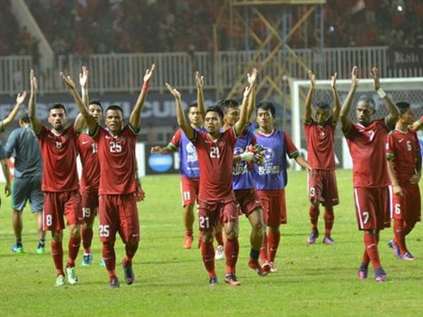 Final Pertama AFF 2016, Indonesia Menang 2-1 Atas Thailand