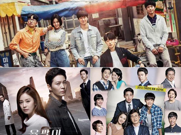 Dibagi Tiga Kategori, Drama Apa Saja yang Masuk ke Dalam 'Most Viewed' Tahun 2015?