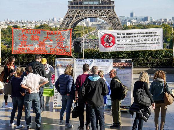 Marak Perampokan Turis Etnis Cina di Paris yang Buat Resah Wisatawan