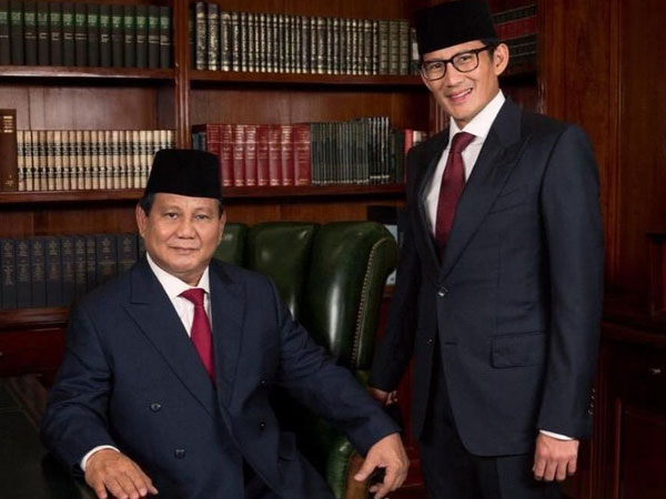 Kejutan Perubahan Visi-Misi Prabowo-Sandiaga, Tak Bisa Diterima Oleh KPU?
