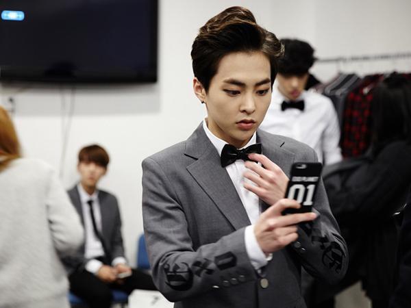 Pertama Kalinya Tampil Tanpa EXO di Variety Show, Apa Reaksi Xiumin?