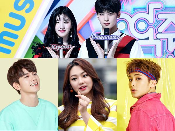 Xiyeon Pristin & Eunwoo ASTRO Mundur, Inilah 3 Seleb yang Siap Jadi MC Baru 'Music Core'