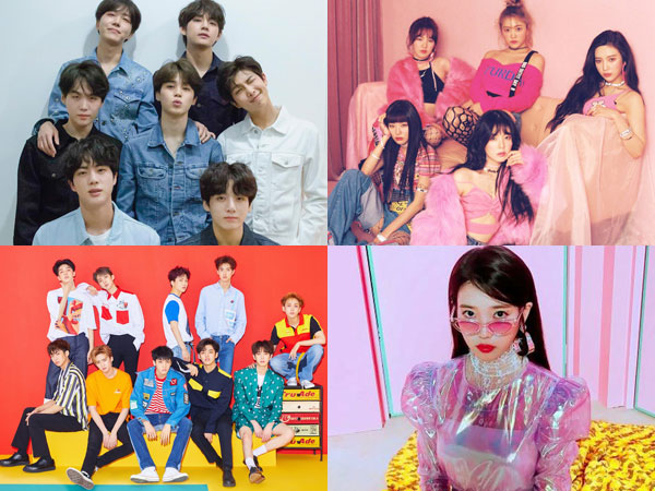 Lagu BTS, Red Velvet, PENTAGON, dan IU Masuk '100 Best Songs of 2018' Pilihan Kritikus Billboard
