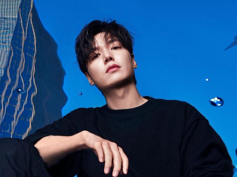Lee Min Ho Jadi Brand Ambassador Louis Vuitton Jewelry