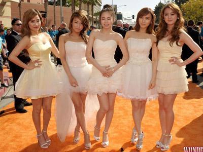 Wonder Girls Sapa Indonesia via Twitter