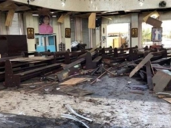 Suami-Istri Teroris Bom Bunuh Diri Gereja Filipina Disebut dari Indonesia