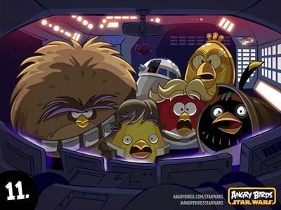 Angry Birds Akhirnya Ada di BlackBerry