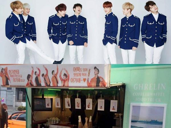 Didatangi Polisi, Kejutan Food Truck dari GOT7 untuk Fans Berakhir Gagal!