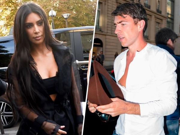 Hendak Cium Bokongnya, Kim Kardashian Siap Laporkan Vitalii Sediuk ke Polisi!