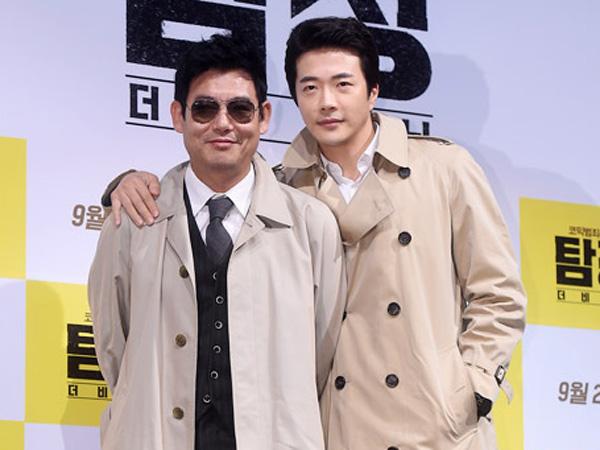 Kali Pertama, Dua Aktor Senior Pemeran 'The Accidental Detective' Siap Hadiri 'Running Man'!