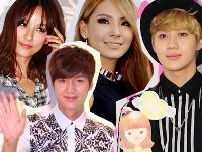 Seleb Korea dengan Marga 'Lee' Punya Pengaruh yang Kuat di Industri Hiburan?