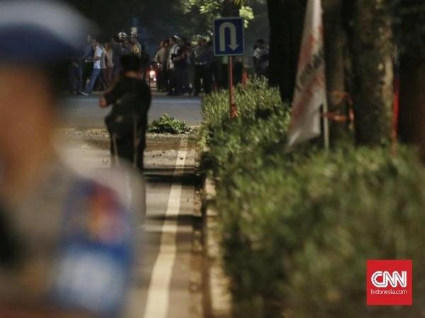 Bikin Panik, Polisi Sebut Ledakan di Area Debat Capres 2019 Berasal dari Petasan