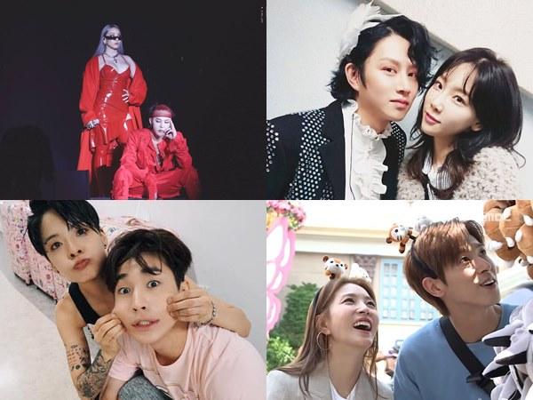 Persahabatan Idol K-pop yang Jauh dari Gosip Pacaran