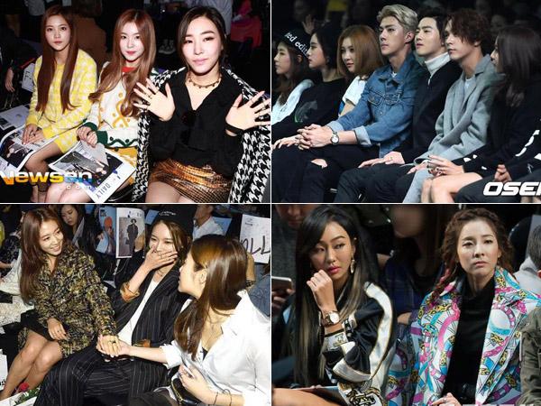 Ini Dia Runway Show Paling Ramai Dihadiri Para Idola K-Pop di Seoul Fashion Week S/S 2016