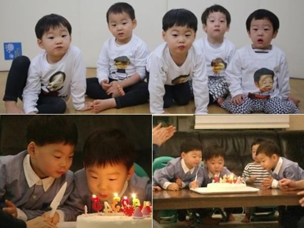 Serunya Daehan, Minguk, Manse Serta Seoeon dan Seojun Rayakan Ultah Bareng!