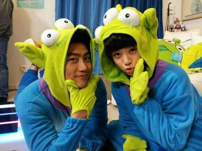 Taecyeon 2PM Kecewa Istrinya Gui Gui Tak Ingin Kencan di Kehidupan Nyata