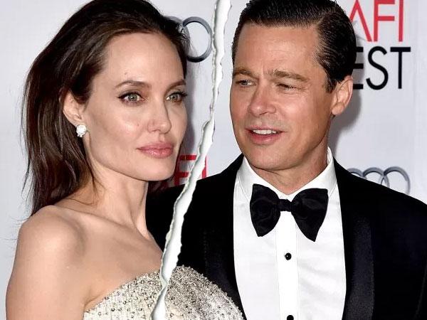 Sarat Emosi, Angelina Jolie Curhat Pertama Kalinya Soal Perceraiannya dengan Brad Pitt