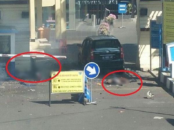 Tujuan Pelaku Bom Bunuh Diri Mapolresta Surabaya Bawa Kartu Keluarga Ini Bikin Geleng Kepala