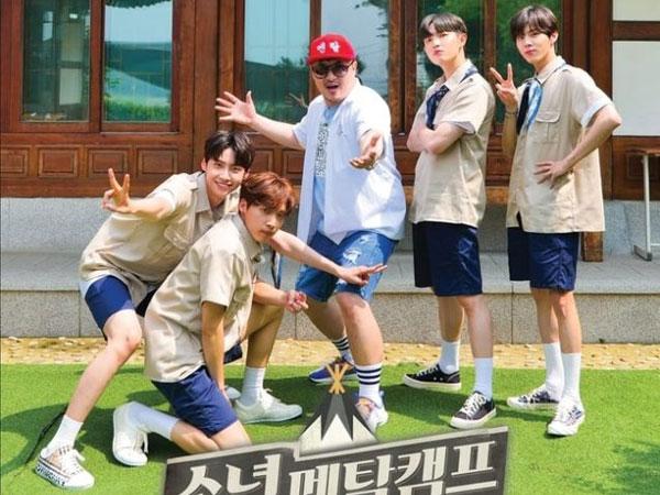 Variety Show Kim Jaehwan, Jung Sewoon, Kim Wooseok, dan Lee Jinhyuk Umumkan Jadwal Tayang