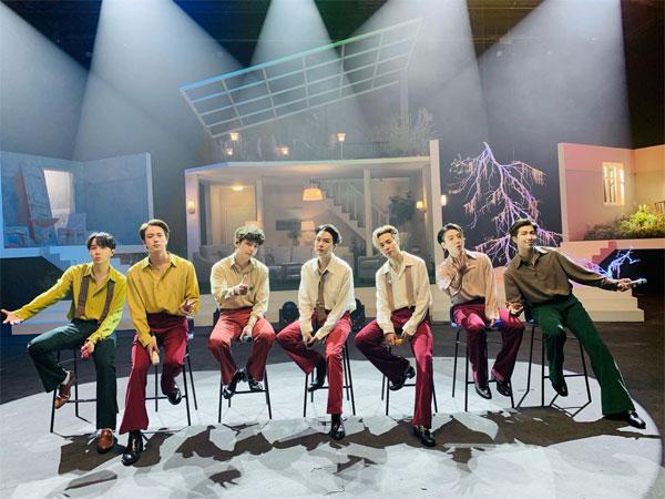 'BE' Jadi Album Kelima BTS yang Debut di No. 1 Chart Billboard 200
