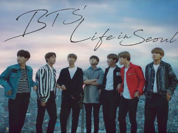Jadi Duta Pariwisata, BTS Tunjukkan Keseruan Hidup di Seoul Lewat Video Promosi