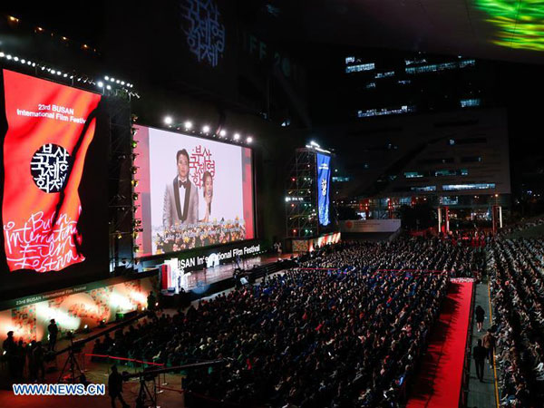 Potret Gelap di Balik Megahnya Gelaran Busan International Film Festival
