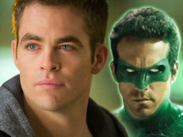 Impian Si Tampan Chris Pine Perankan Green Lantern Akan Terwujud?