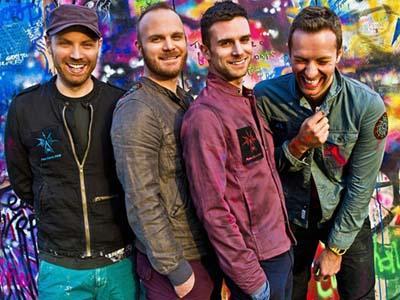 Bantah Vakum, Coldplay Akan Rilis Album Baru