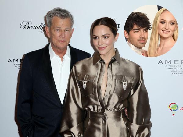Tak Ingin Diganggu Paparazzi, Istri David Foster Bocorkan Lokasi Bulan Madu Joe Jonas-Sophie Turner