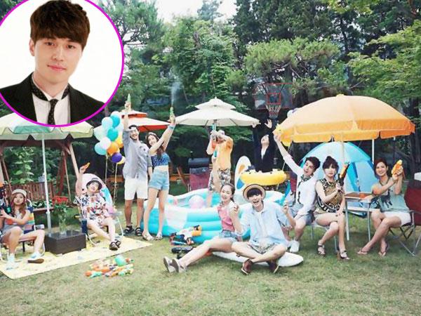 Lee Dong Wook Siap Aktif Dalam 'Roommate' Mulai Musim Panas Ini!