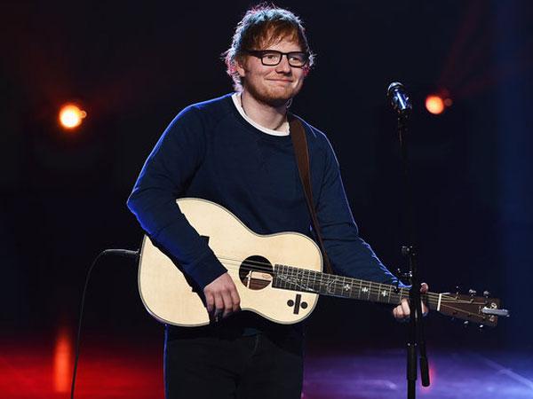 Sukses Besar, Album Ed Sheeran Mendominasi di Chart Billboard 200!