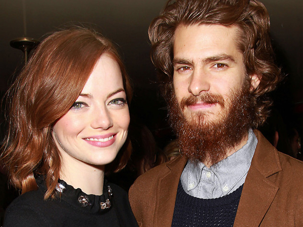 Tiga Tahun Berpacaran, Emma Stone Akhiri Hubungannya dengan Andrew Garfield?
