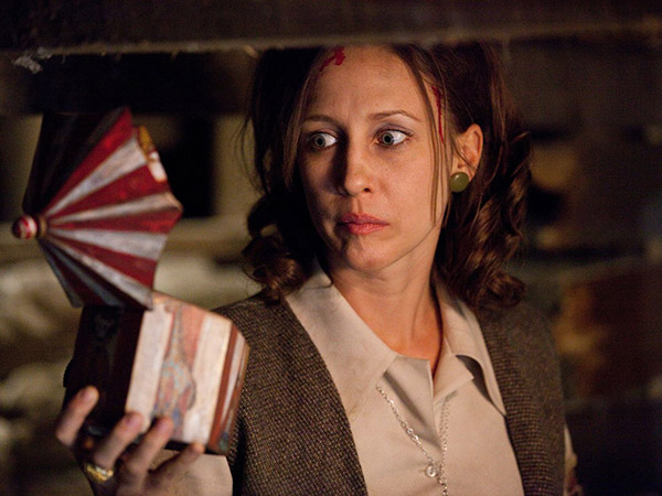 Video 'Kengerian' di Balik Layar 'The Conjuring' Sekaligus Bocoran Film Ketiga