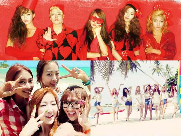 'Pop In Seoul' Rilis Deretan Lagu K-Pop Musim Panas Terbaik!