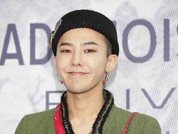 Agensi Benarkan G-Dragon Sedang Garap Album Baru