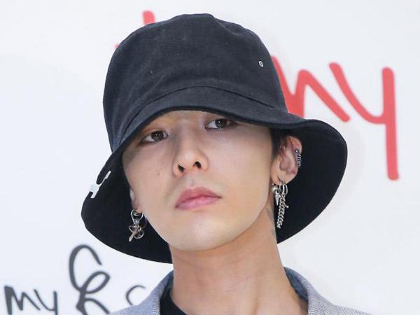 Selain Seungri, G-Dragon Juga Dilaporkan Terlibat Skandal Lain di Militer