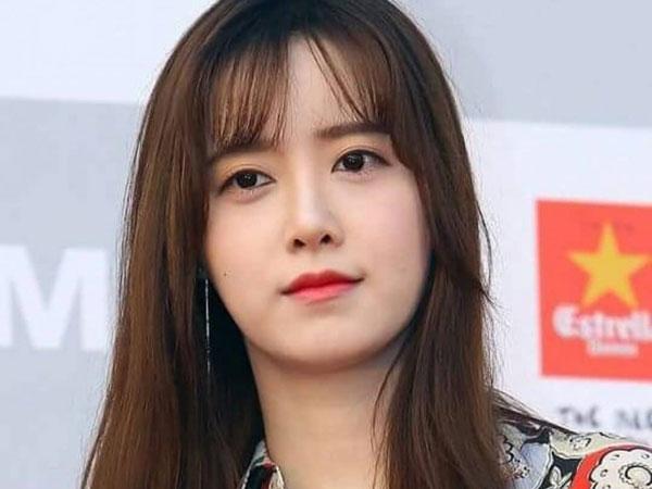 Agensi Bantah Kabar Telah Putuskan Kontrak dengan Goo Hye Sun